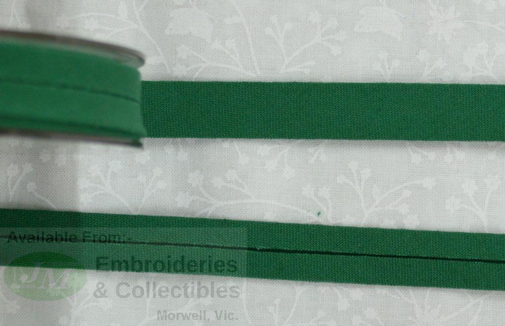 25mm Single Folded GREY Per 20 Metre ROLL Cotton Bias Binding