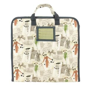 Birch Creative Craft Storage Case, Fashion Design, Approx 36cm x 36cm x 6cm