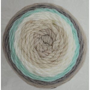 Caron Baby Cakes, Soft Acrylic Nylon Blend Yarn, 100g Ball, DREAMY MINT