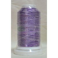 Birch 100% Cotton Silco Variegated Embroidery Thread 700m Spool, Colour SCM14