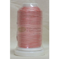 Birch 100% Cotton Silco Variegated Embroidery Thread 700m Spool, Colour SCM17