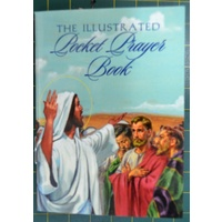 Illustrated Pocket Prayer Book, 64 Pages, 64 x 89mm Softcover, Catholic Classics