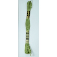 DMC Stranded Cotton Embroidery Floss, Colour 3364 Pine Green