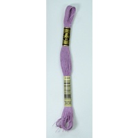 DMC Stranded Cotton Embroidery Floss, Colour 3836 Light Grape