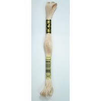 DMC Stranded Cotton Embroidery Floss, Colour 948 Very Light Peach