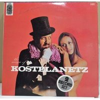 Andre Kostelanetz, The Magic Of Kostelanetz, 2 LP Record 5a C2, 2-398007, Folk,