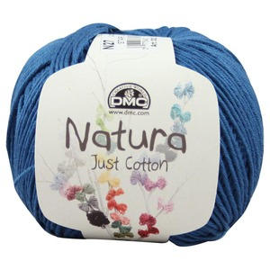 DMC Natura 100% Cotton 4 Ply Crochet & Knitting Yarn, 50g Ball, Colour 27, Star Light