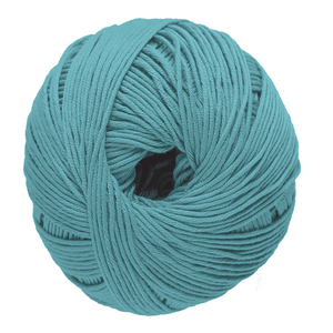 DMC Natura 100% Cotton 4 Ply Crochet & Knitting Yarn, 50g Ball, Colour 49, Turquoise
