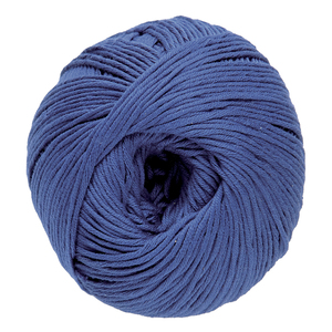 DMC Natura 100% Cotton 4 Ply Crochet & Knitting Yarn, 50g Ball, Colour 53, Blue Night