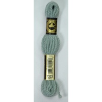 DMC Tapestry Wool, 8m SKEIN, Colour 7323 LIGHT BLUE GREEN, Laine Colbert Wool