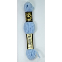 DMC TAPESTRY WOOL, 8m SKEIN, Colour 7800 ULTRA VERY LIGHT BLUE