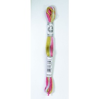 DMC Coloris Thread, Embroidery Floss 8m Multi Colour 4502, CAMELIA