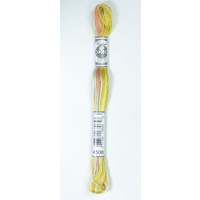 DMC Coloris Thread, Embroidery Floss 8m Multi Colour 4508, CAMPAGNE GIVREE