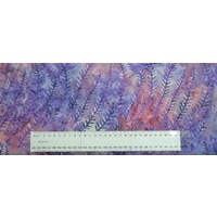 BATIK Fabric Per 1/2 Metre, 110cm Wide, #640064.1399 BLUES, 100% Cotton