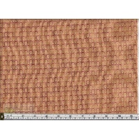 "Maywood Studios ""Abundance"", 110cm Wide Per Metre Brown"