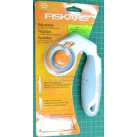 Fiskars 45mm Adjustable 3 Position Rotary Cutter, Left or Right Handed Use