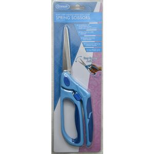 "Triumph Spring Scissors 260mm, 10.25"", Dressmaking & Multi Use Crafts, Easy Lock"