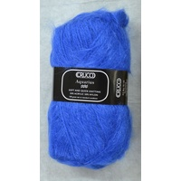 Crucci Aquarius Knitting Yarn, 50% Acrylic 50% Nylon, 100g Ball #106 MYKONOS BLUE