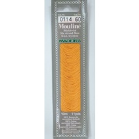 MADEIRA Mouline Stranded Cotton Embroidery Floss 10m Colour 0114