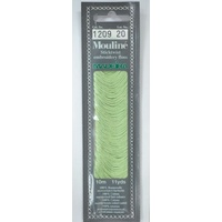MADEIRA Mouline Stranded Cotton Embroidery Floss 10m Colour 1209