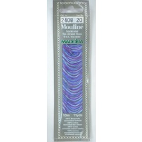 MADEIRA Mouline Stranded Cotton Embroidery Floss 10m Colour 2408