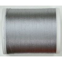 Madeira Rayon 40, #1012 DARK WHISPER GREY, 1000m Machine Embroidery Thread