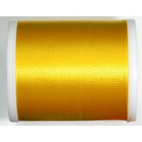 Madeira Rayon 40, #1024 GOLDENROD, 1000m Machine Embroidery Thread