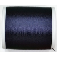 Madeira Rayon 40, #1044 BLACK BLUE, 1000m Machine Embroidery Thread