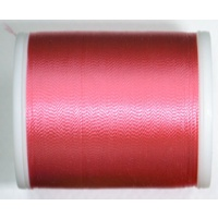 Madeira Rayon 40, #1107 CORAL PINK, 1000m Machine Embroidery Thread