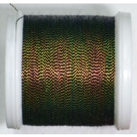 Madeira Metallic 40, 200m Machine Embroidery Thread, OPAL, Colour 490