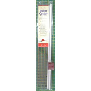 "Sew Easy Ruler Cutter 4.5"" x 27.5"" Imperial, Powerful Cutting, Fixed Cutting depth"