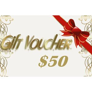 $50 Electronic Gift Voucher