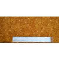 Cotton Fabric, 110cm Wide Per Metre, Autumn Series CINNAMON GL6815.05