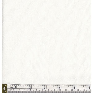 Triple S Vintage Bouquet Quilt Backing Fabric, 100% Cotton, 280cm Wide Per Metre, WHITE