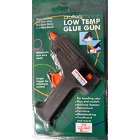 Crafters Choice Low Temp Glue Gun & Glue Sticks