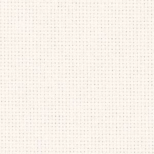 Aida Cloth 14 Count ANTIQUE WHITE, 110cm Wide, 3706.101 ($47.00 Per Metre)