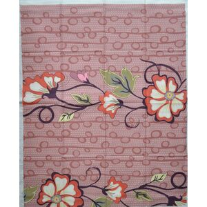 Leutenegger Fat Quarter HC1018, 46 x 55cm, 100% Cotton Floral, Pre-Cut