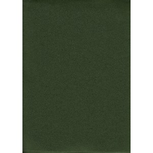Acrylic Felt Rectangles (Squares), Approximately 30 x 25cm, HUNTER GREEN 10 Pack