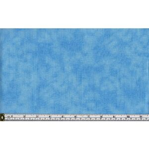 John Louden Marble Cotton Fabric, Colour 36 SKY, 110cm Wide PER Metre