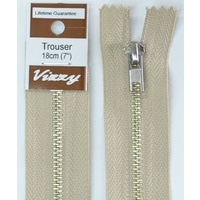Vizzy Trouser Zip 18cm NATURAL