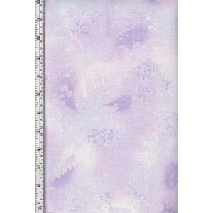 Fossil Fern PINK LILAC 100% Cotton Fabric, 110cm Wide