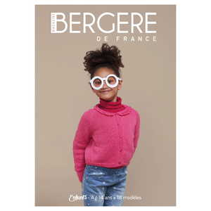 Bergere De France Magazine #03 Back-to-School 4 - 14 years (60398)