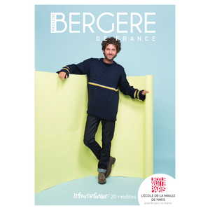 "Bergere De France Magazine #06 ""Beginners Special"", Knitting Patterns (60432)"