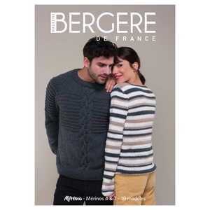 Bergere De France Magazine No.4, Knitting Patterns, 138 Pages