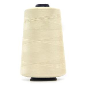 QA (Hemline) Overlocker & Sewing Thread 5000m, NATURAL, 100% Polyester