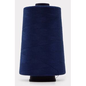 QA (Hemline) Overlocker & Sewing Thread 5000m, NAVY BLUE, 100% Polyester