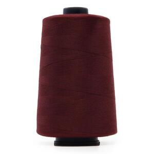 QA (Hemline) Overlocker & Sewing Thread 5000m, WINE, 100% Polyester