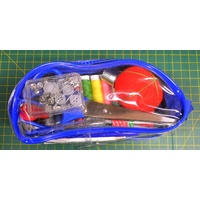 Travel Sewing Kit, Emergency Sewing Kit, Camping Sewing Kit, Assorted colours.