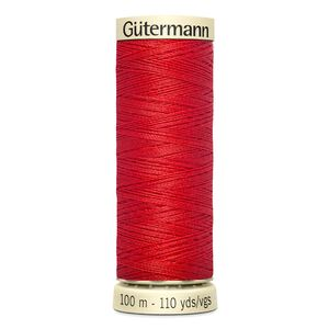 Gutermann Sew-all Thread 100m Colour 364 BRIGHT RED, 100% Polyester