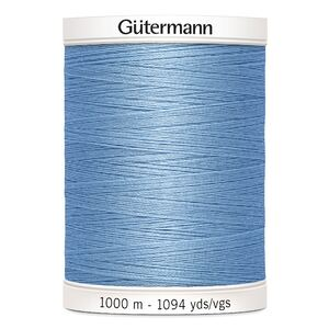 Gutermann Sew-all Thread #143 DUCK EGG BLUE, 1000m. 100% Polester Sewing Thread